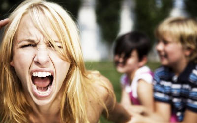 Is anger a negative emotion?